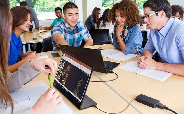 Độc đáo màn hình ThinkVision M14 tăng năng suất công việc