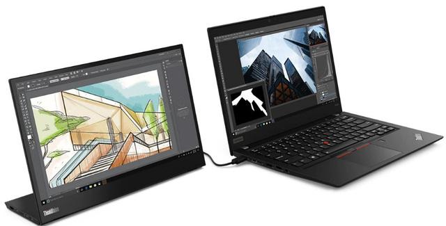 Độc đáo màn hình ThinkVision M14 tăng năng suất công việc - Ảnh 2.