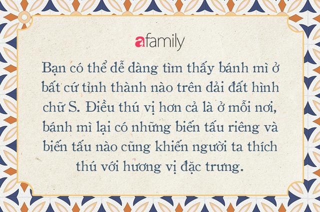 """Bánh mì Việt Nam, hành trình từ ổ bánh """"thượng lưu"""" cho đến món ăn đường phố làm kinh ngạc cả thế giới - Ảnh 7."""